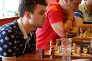 Fedoseev on the run